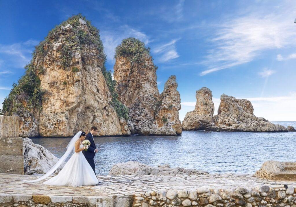 Tonnara di Scopello Wedding Pitò Catering