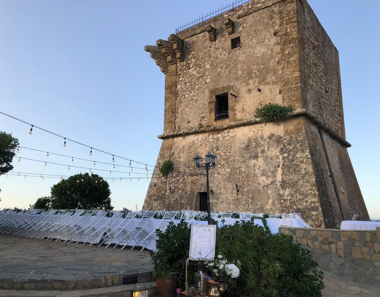 Torre di Scopello Catering Pitò