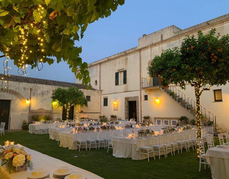 Villa Immacolatella Catering Pitò