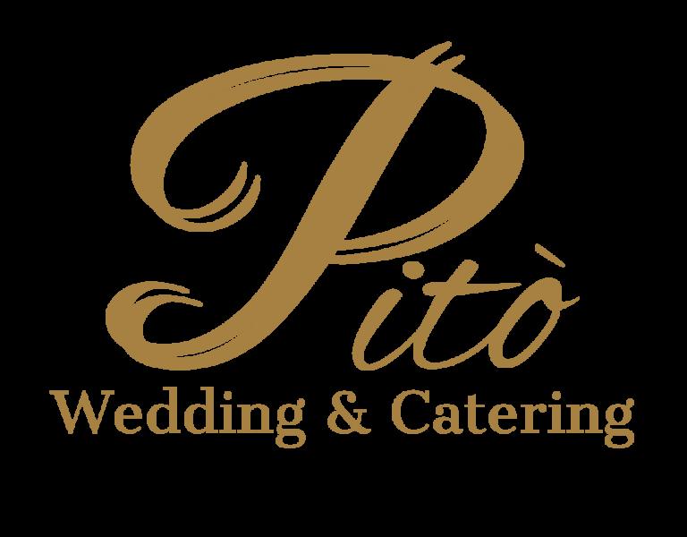 Logo Pitò Wedding & Catering